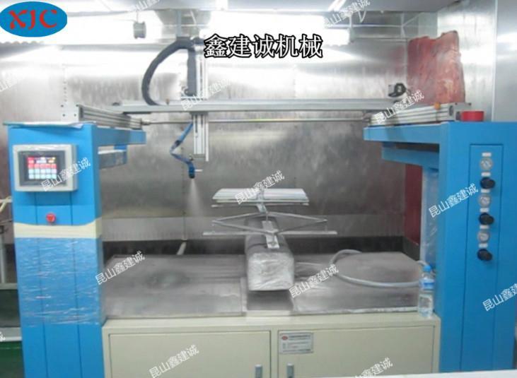 鑫建誠五軸兩盤自動噴漆機 1