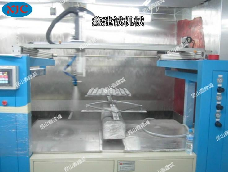 鑫建誠五軸兩盤自動噴漆機 3