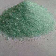Food grade Green crystal granule heptahydrate Ferrous sulphate