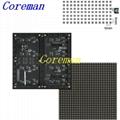 die casting led display screen panel rgb led module p10 p8 p6 p5 p4 p3 1