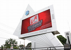 outdoor video wall led screen P10 P8 P6 P5 P4 P3 full color rental led panel