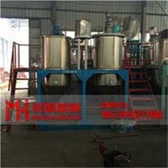 贵州小型菜籽油精炼机价格