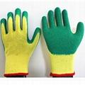 cheap latex coated glove made in china 3