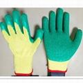 cheap latex coated glove made in china 4