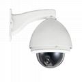 3MP HD 22X Low Lux PTZ Dome Camera