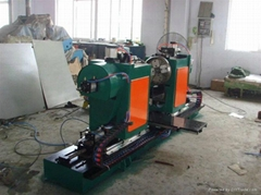 Supply curling machine