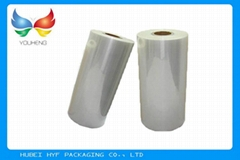 Biodegradable PETG Shrink Film High Transparency Glass For Bottled Beverage