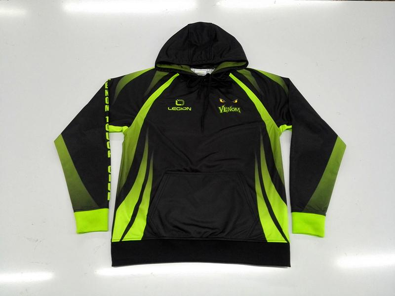 Outdoor sports sublimated print jacket hoodie coats 5