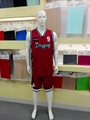 Wholesales sublimation basketball jersey