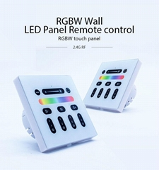 rgbw rgb led controller led projector wall panel controller
