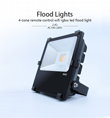 led flood light 30w IP65 underwater RGBW RGB led floodlight led outdoor lighting
