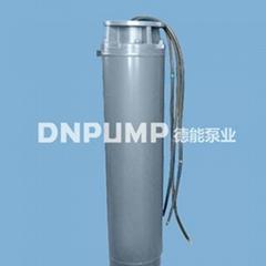 下井专用斜拉式安装井用潜水泵