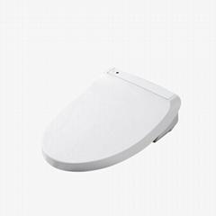 GIZO通用智能马桶盖即热式全自动冲洗多功能坐便盖遥控按摩洁身器
