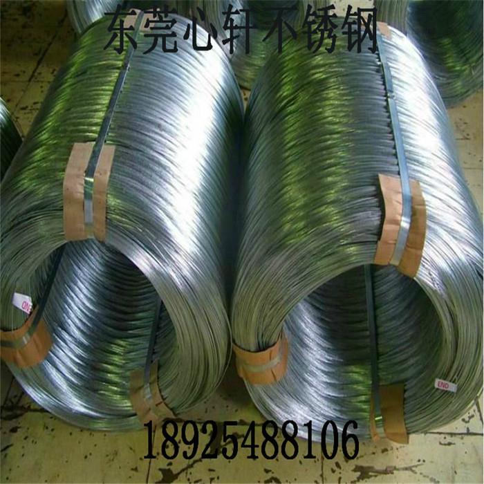 供应SUS201不锈钢螺丝线 规格全  1