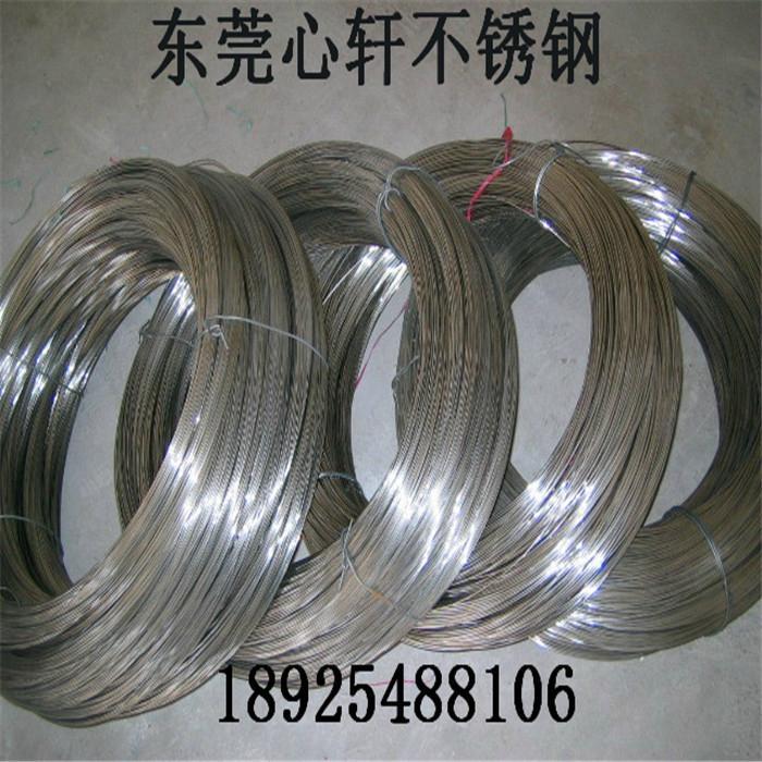 供应SUS201不锈钢螺丝线 规格全  5