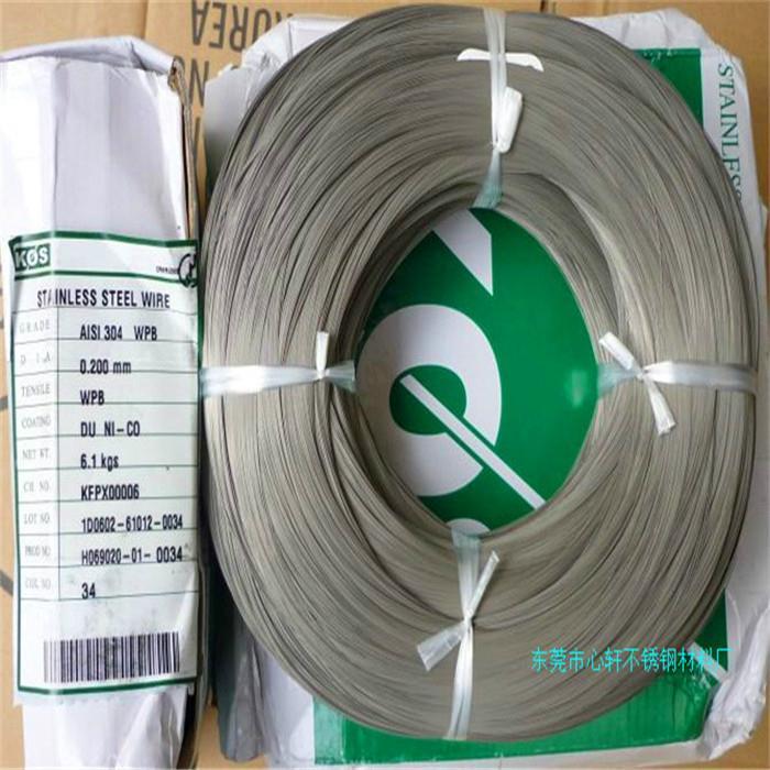 供應優質進口 304L不鏽鋼琴鋼線 價格 1