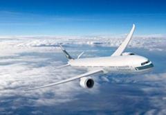 International air freight forwarding