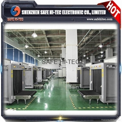 X-ray detector X Ray Baggage Screening Equipment Big size 1000×800mm