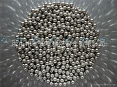 Ball screw screw steel ball
