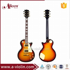 Solid Wood LP Style Electric Guitar (EGR200-22)