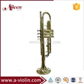 Golden Lacquered Yellow Brass Bb key