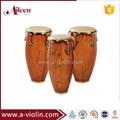 Wooden Conga Drum Set  or Tumbadora