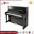 Black Polished Acoustic Upright Piano