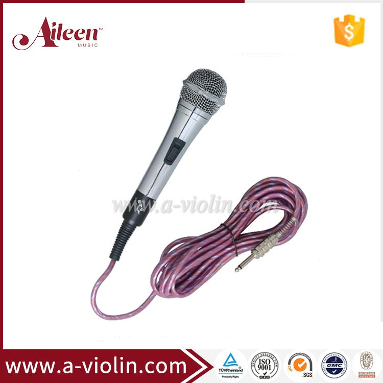 6 Meters Cable Moving-coil Uni-directivity Metal Wired Microphone ( AL-M80 ) 1