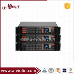 High Quality Musical Instrument PA Public Address Power Amplifier (APMP-0218BCD)