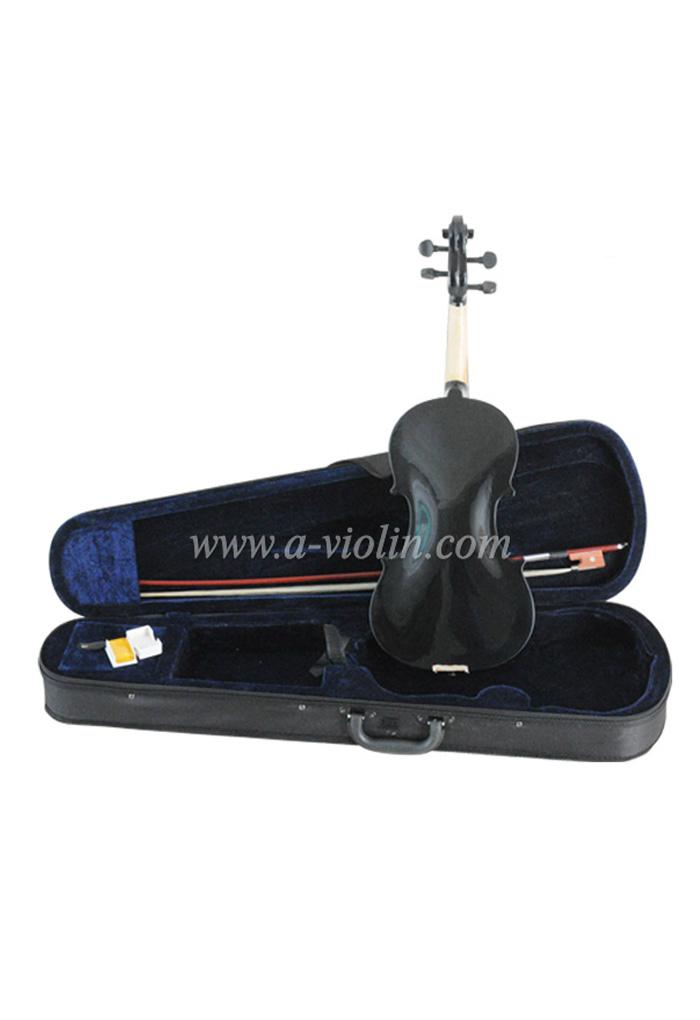 coulorful plywood violin for student (VG001L) 5