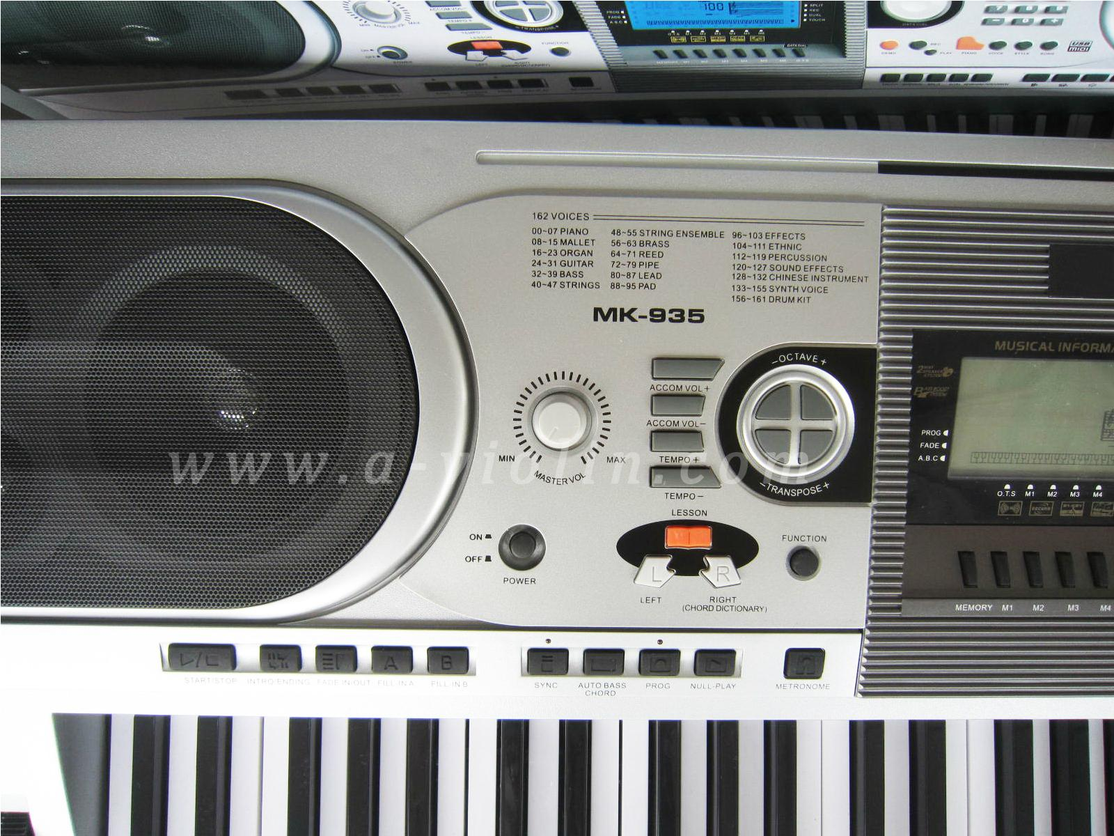 61 Keys Electronic Keyboard Electric Organ Keyboard (MK-935) 5
