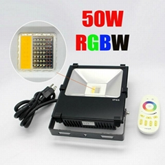 rgbw led flood light,50w floodlight,led flood lamp,flood light,led outdoor light