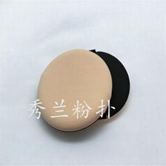 粉扑生产厂家_连续10年为国际品牌做OEM贴牌的秀兰粉扑生产厂家