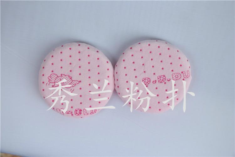 圓形粉撲批發採購找廣州秀蘭圓形粉撲廠家誠信標杆企業  3