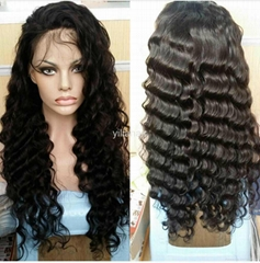 human hair full lace wigs & lace frontal wigs