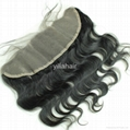 human hair lace frontal 13x2 13x4 13x6
