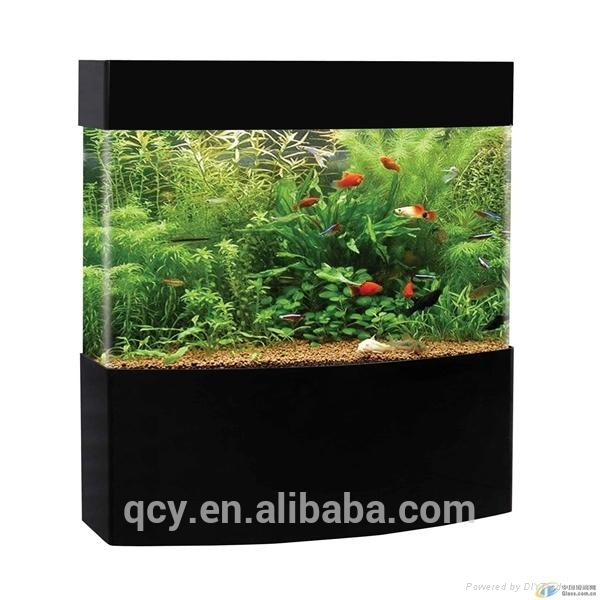 Prevalent Customized arcylic fish tank for personal use and wholesaler 2