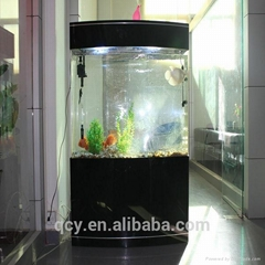 Prevalent Customized arcylic fish tank for personal use and wholesaler