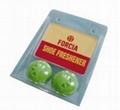 2017 Yangzhou Green Shoe Freshener Ball