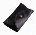 2017 Yangzhou pu leather shoe cleaning cloth wholesale 1