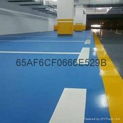潍坊环氧漆厂家教你翻新教室老地面