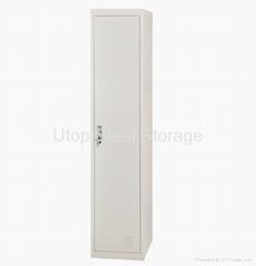 1 Tier Metal Locker