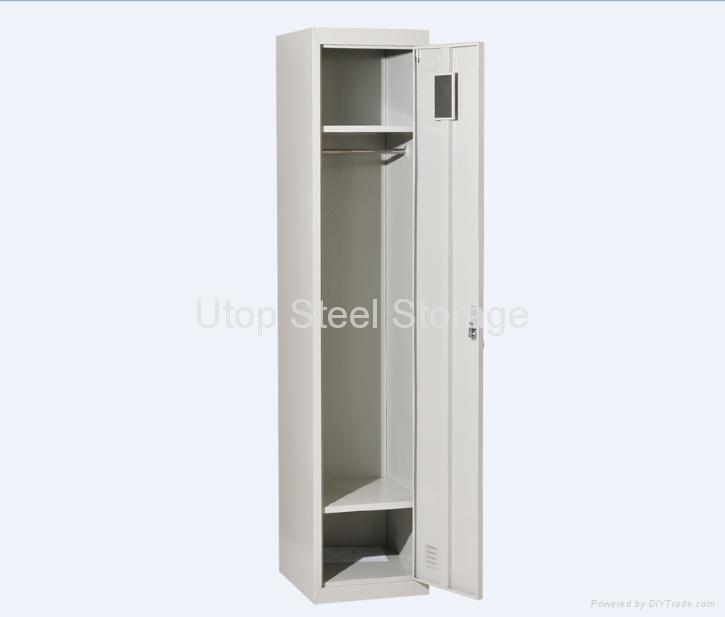 1 Tier Metal Locker 2