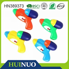 Colorful plastic mini water gun toy HN389373