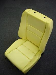 PU按摩椅海绵坐垫 1