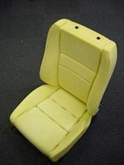 PU按摩椅海綿坐墊
