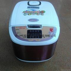 厂家直销智能5升电饭煲带预约功能