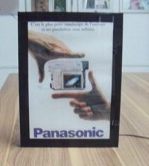 LED導光板水晶磁吸廣告宣傳燈箱