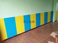 教室牆體軟包