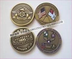 转业退役军人纪念章